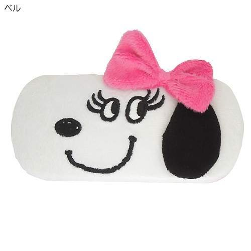 Snoopy glasses case Bell (japan import)