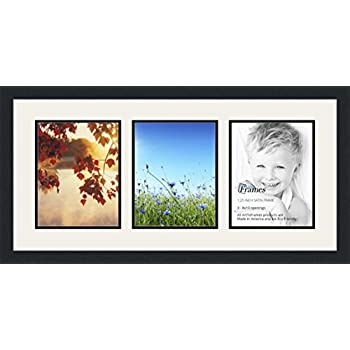 Amazon.com - ArtToFrames Double-Multimat-25-61/89-FRBW26079 Collage ...