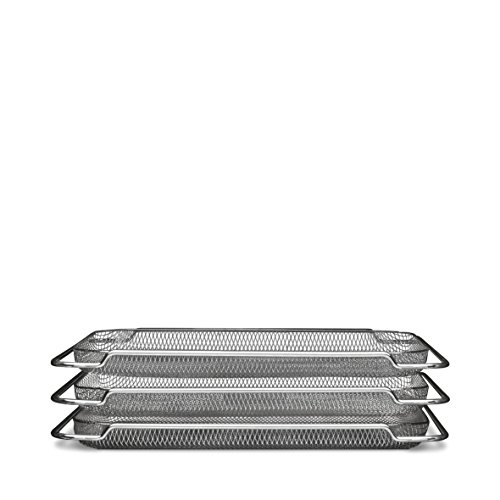 Breville Bov900amb Set Of 3 Dehydrating Baskets For Bov900