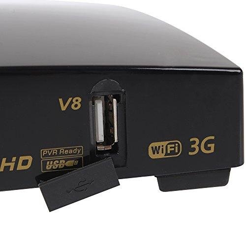 Satellite Receiver Set Top Box Us Regulations Skybox Dvb