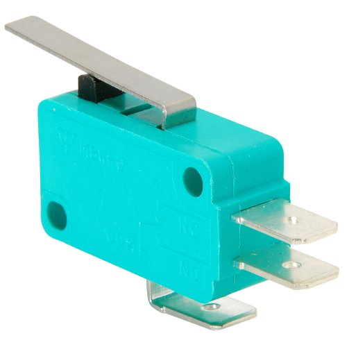 (Parts Express SPDT Snap-Action Standard Micro Switch with Lever)