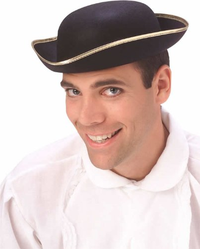 Tricorn Hat (Colonial Rebel Costume)