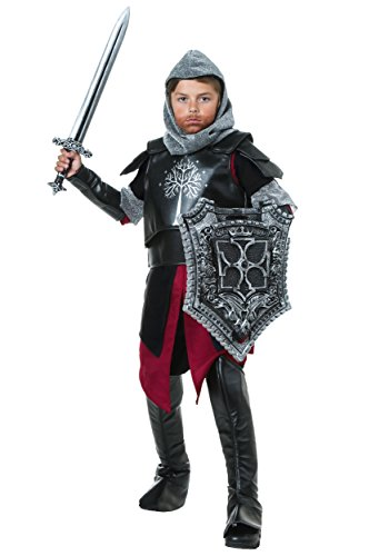 [Fun Costumes Medieval Battle Knight Costume X-large] (Medieval Costumes For Children)