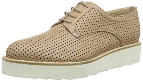 StrenesseShoe MEN LILY - Derby Mujer Beige - Beige (cappuccino 620)