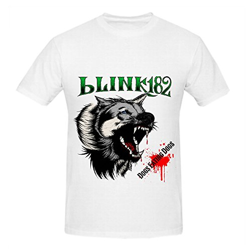 blink-182-dogs-eating-dogs-rock-mens-round-neck-graphic-shirts
