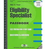 img - for [(Eligibility Specialist * * )] [Author: Jack Rudman] [Jan-1994] book / textbook / text book