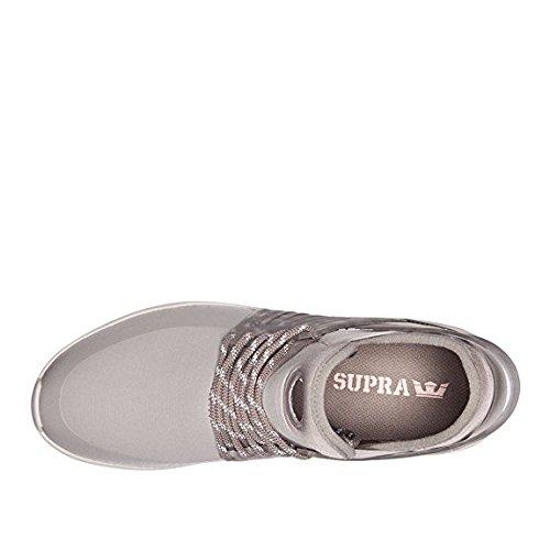 Supra Mens Skytop V High Top Sneakers Vintage Khaki - Bone svVeIh