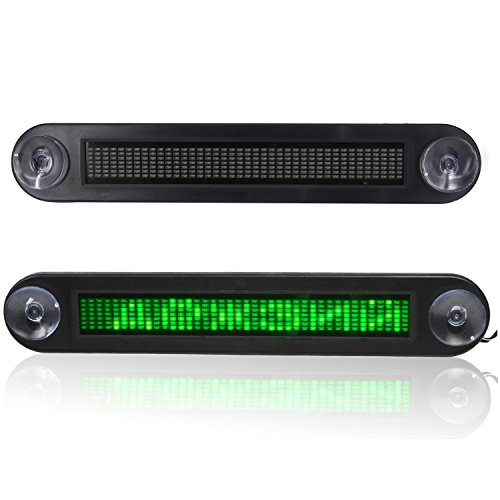 NENRENT Programmable showcase Scrolling Lighting product image