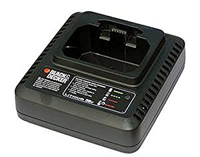 Genuine Black & Decker LCS36 Battery Charger Lithium Ion 36V 40 VOLT 36/40V for LBX36 LBXR36 LBXR2036 LBX1540 LBX2040