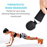Electric Wand Massager Handheld, FEELSO Cordless