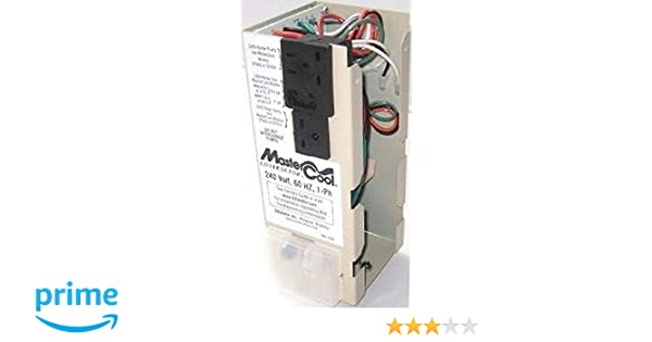 MASTERCOOL P225102A Contractor Pack Power Supply for Evap Cooler, 240V 60Hz  1PH, RK302A