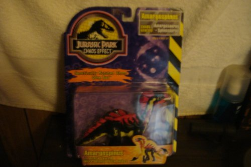 Jurassic Park Coas Effect Amargospinus with Attack Jaws & Ultra - Defense Neck Spikes