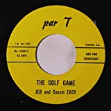 the golf game 45 rpm single