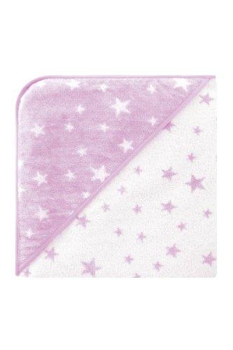 bellybutton 10960-30040 Kapuzenhandtuch mit Sternen
