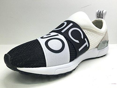 Élastiques Chaussures 00128 Jo Liu Sneaker Gris Avec S16157j0936 Monette Femmes nw4BFq4Zxa