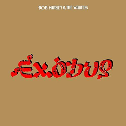 Exodus LP Bob Marley