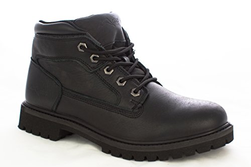 Mikes Mens All-Leather 5