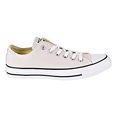 Converse Chuck Taylor All Star OX Unisex Sneakers Barely Rose 159621f (3.5 D(M) US)