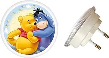 WPLUB040 - Kaufmann-Neuheiten - \'Winnie the Pooh\' Nachtlicht mit ...