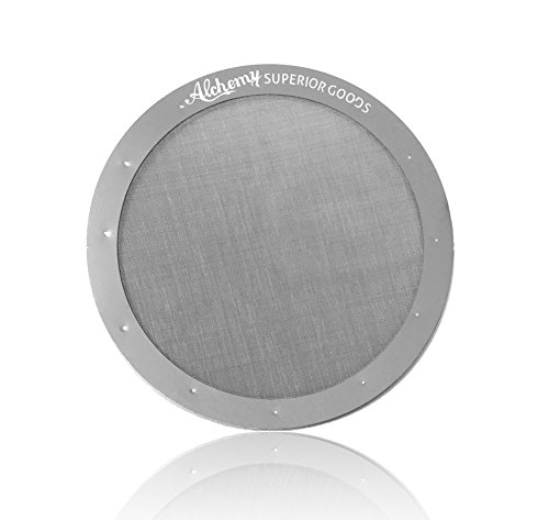 Stainless Washable Reusable Micro Filters AeroPress