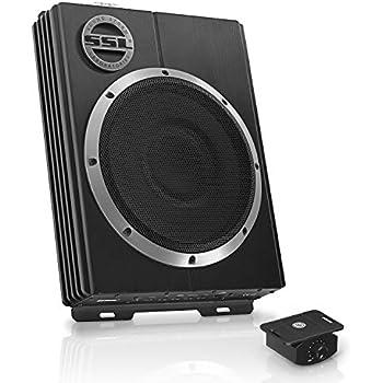Amazon.com: Soundstream USB-8A 8-Inch Powered Subwoofer