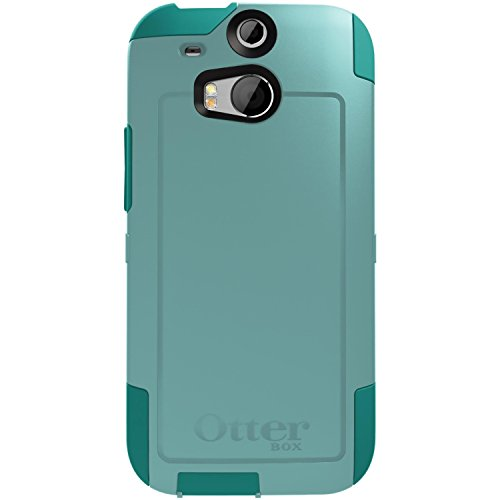 OtterBox 77-39142 Defender Series for HTC One M8 - Aqua Sky (One Otterbox Htc M8)