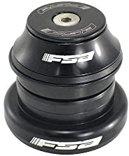 FSA Orbit ITA 1-1/8Inches to 1.5Inches Tapered Headset withTop Cap, NO.9M/CUP/CC/12B/44-A , XTE1664