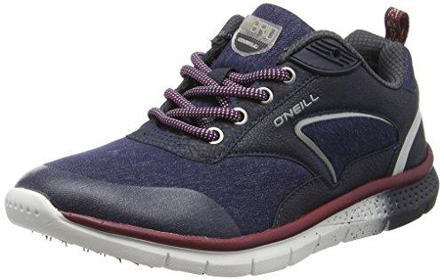 W Zephyr Sneakers Melee Lt denim Sl O'neill Women's Blue q1nURpp