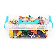 Ultraguards Complete Set Pokemon Figures + Carrying Case (144 pc + Case)