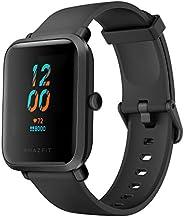 Relógio inteligente Bip S Fitness, 40 dias de vida útil da bateria, 10 modos esportivos, ritmo cardíaco, exibi