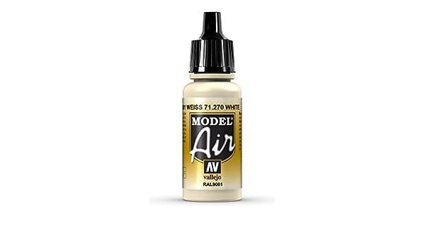 adddf649fabd0 Amazon.com: Vallejo Off-White 17ml Paint: Toys & Games