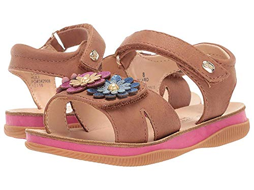 Naturino Express Baby Girl's Charo (Toddler/Little Kid) Tan Multi 13 M US Little Kid