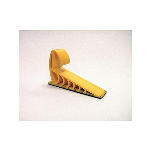 Expanded Technologies Gripper Door Stop, Yellow, 12/cs 12/cs by Expanded Technologies