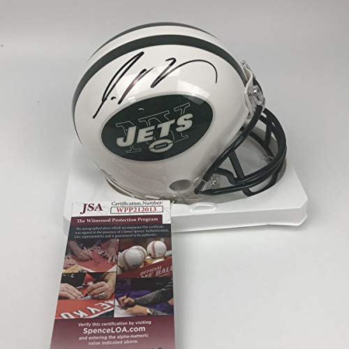 cd040a78074 New York Jets Signed Football, Jets Signed Football, Jets Signed ...
