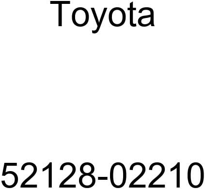 Genuine Toyota Parts 52128-02260 Driver Side Front Bumper Insert