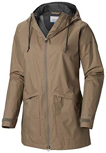 Columbia Women's Arcadia Casual Jacket , Ash Brown, Large