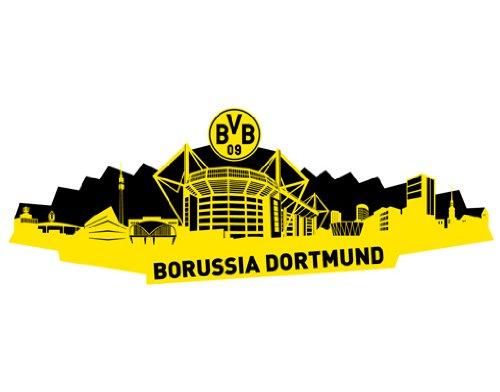 Borussia dortmund wandtattoo skyline reuniecollegenoetsele - Wandtattoo dortmund ...