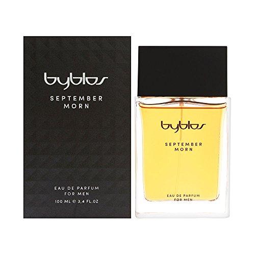 Byblos September Morn for Men 3.4 oz Eau de Parfum Spray (Byblos Man Cologne)