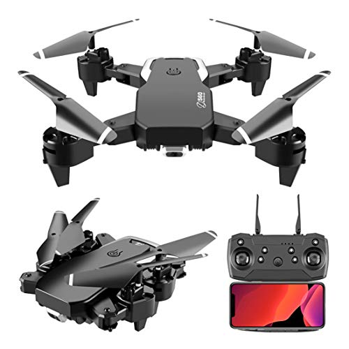 YYLI Drone, 4K Ultra-Clear Ixels Front/Bottom Dual Camera Variable Lens HD Image Transmission, Large Modular Battery…