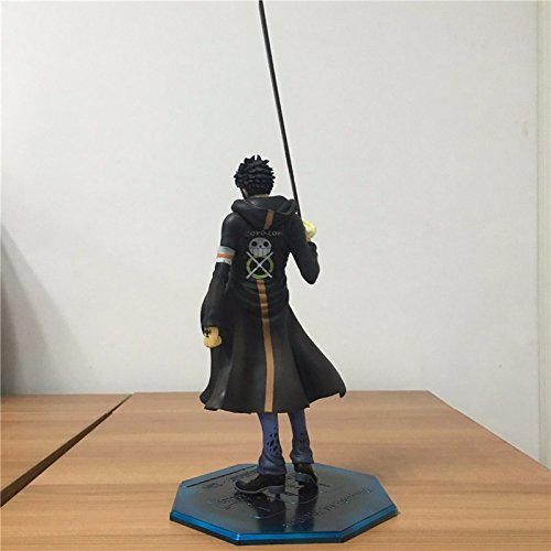 24cm Japanese Anime One Piece MH POP Limited Edition sexy tattoo Trafalgar Law Ver.2.5 PVC Action Figure Collection Model Toy