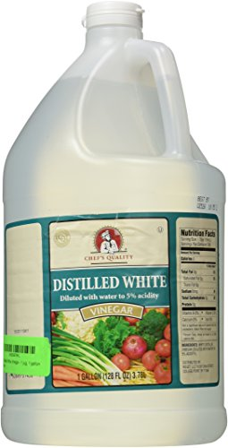 Distilled White Vinegar - 1 jug, 1 gallon
