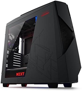NZXT - Caja de Ordenador Noctis 450 Rog Edition Formato ATX con Ventana e iluminación led Aura Sync RGB (CA-RO450-G1): Nzxt: Amazon.es: Informática