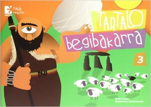 Tartalo Begibakarra (mitologia) - 9788493972813 Epub Descarga gratuita
