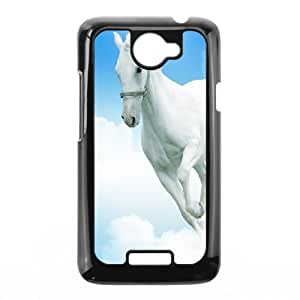 Beautiful Designed With Horse Theme Phone Shell For HTC One X