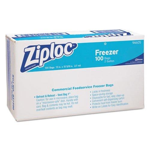 ziploc freezer bags 2 gallon - 6