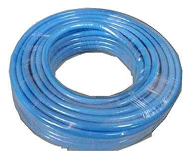 superspeed pvc garden hose pipe dd blue 12 length 30 - Garden Hose