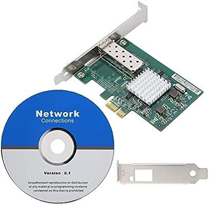Tosuny Adaptador WFI, Tarjeta de Red Tarjeta de Red PCI-E de ...