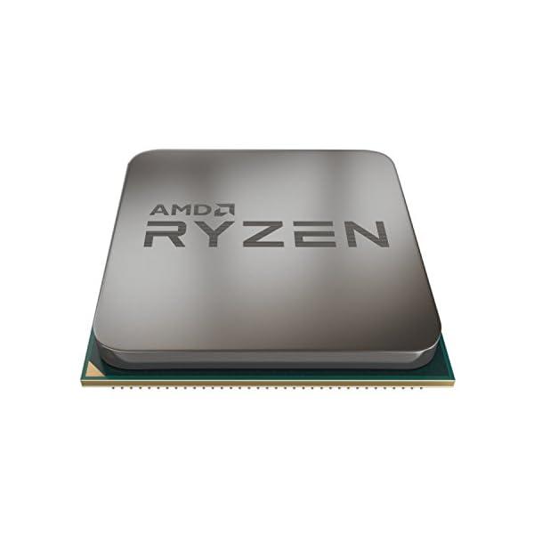 AMD Ryzen 5 2600X Processor with Wraith Spire Cooler
