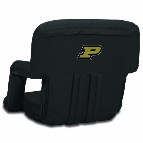 kers Ventura Portable Reclining Seat (Purdue Boilermakers Collectibles)