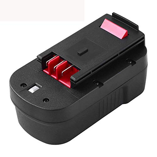 Upgraded to 3.6Ah Ni-Mh HPB18 Replacement for Black and Decker 18V Battery HPB18-OPE HPB18-OPE2 244760-00 A1718 FSB18 FS18FL Firestorm Cordless Power Tools ()